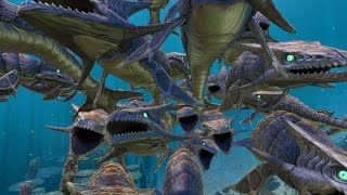 Subnautica v15756 Creature Spawning Craziness Fun 1