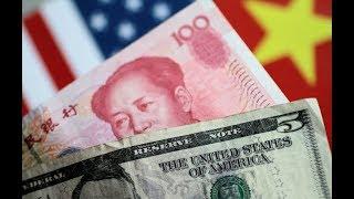 """8/6 时事大家谈:你拿人民币当武器,我以""""汇率操纵国""""反击,贸易战全面升级?"""
