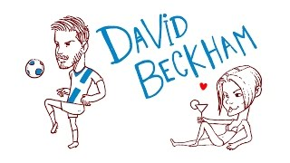 DAVID BECKHAM - Draw My Life