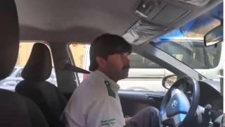 Dubai Taxi Drivers Predict the World Cup 2014