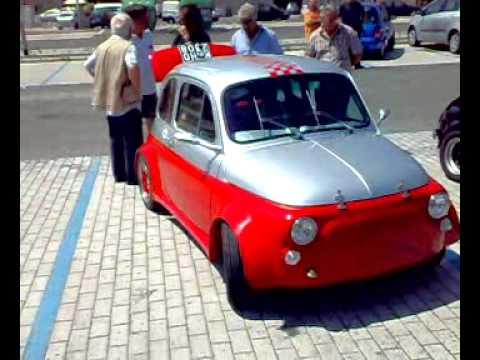 Fiat 500 Modificata Fans Club