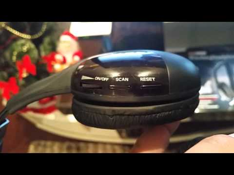 sony wireless headphones for tv manual