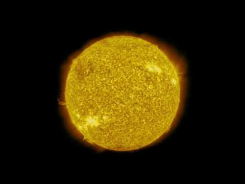 Space Sounds: 10 Hours of Our Suns Solar Om Noise