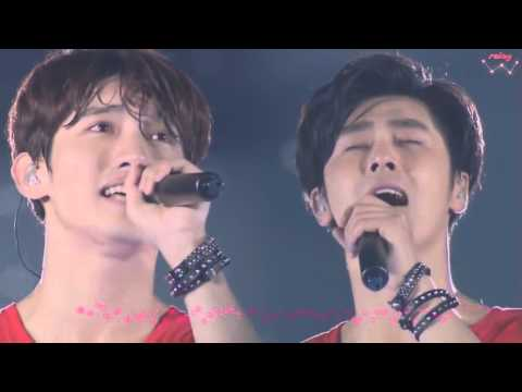 [VietSub] WITH LOVE (TVXQ) - YunHo and ChangMin all cried
