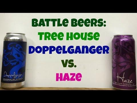 Battle Beers: Tree House Doppelganger vs. Haze - Ep. #712