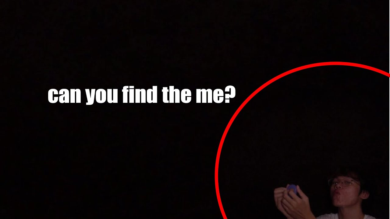 ASMR but you cant find me...