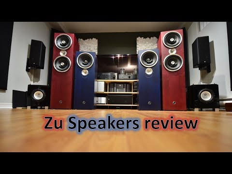 ZU Omen DEF Mk1 Speakers Review/ What Is The Zu Sound?