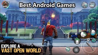 Top 5 BEST New Android Games 2018 to 2020 [Games Tec]