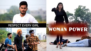 WOMAN POWER || नारी शक्ती || RAVI JADAV ||