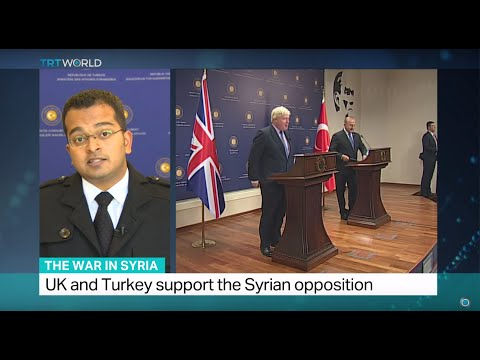 Turkey-UK Relations: Boris Johnson on three-day trip to Turkey