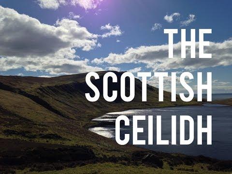 Ceilidh In Edinburgh!
