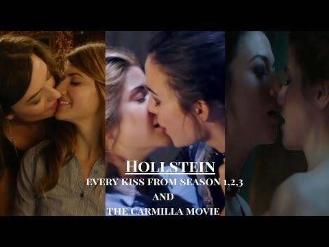 Hollstein | All kisses seasons 1-3 & The Carmilla movie