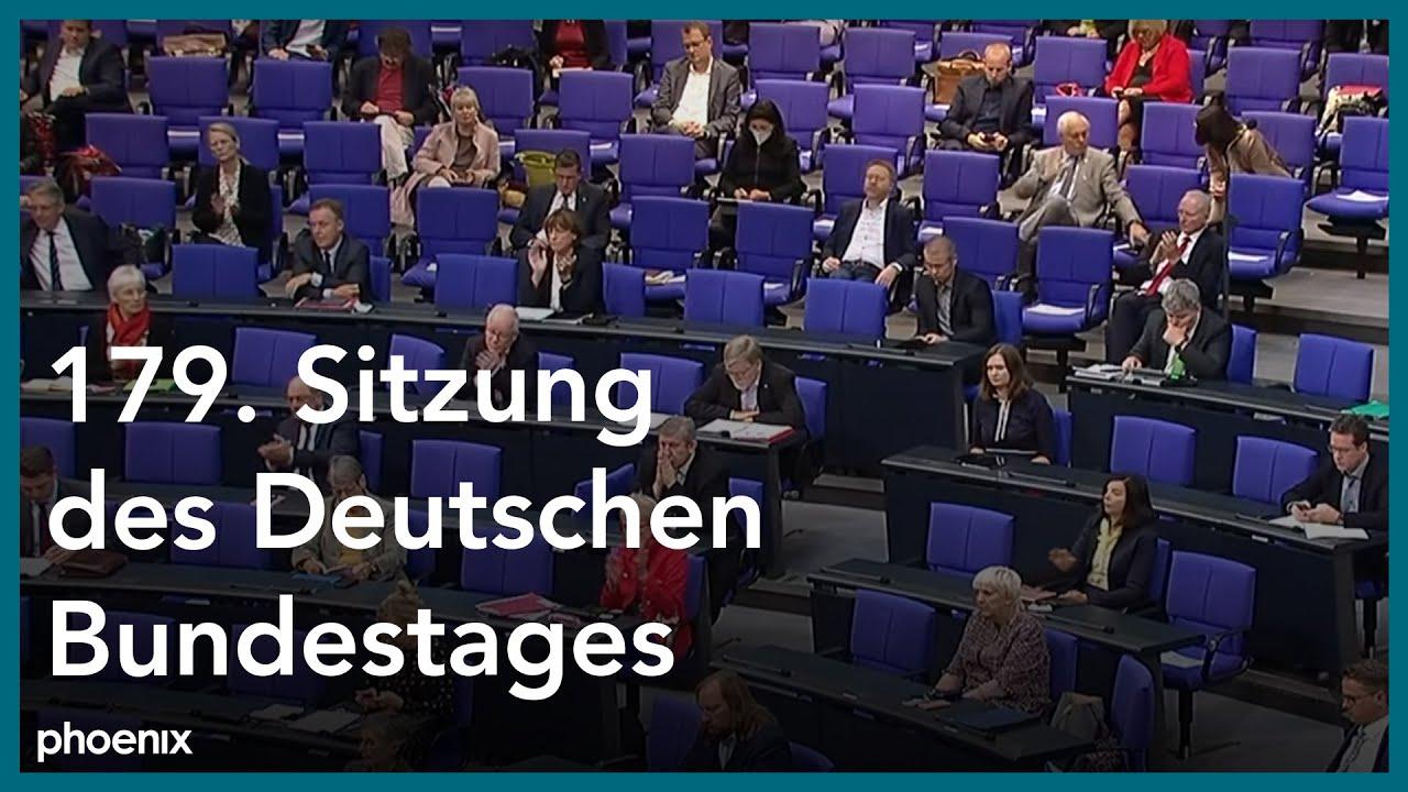 Bundestag: Haushaltswoche mit Generalaussprache zur Regierungspolitik