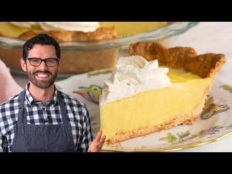 The BEST Vanilla Cream Pie Recipe