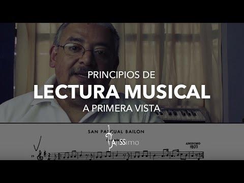Principios de la Lectura Musical a Primera Vista - Introducción
