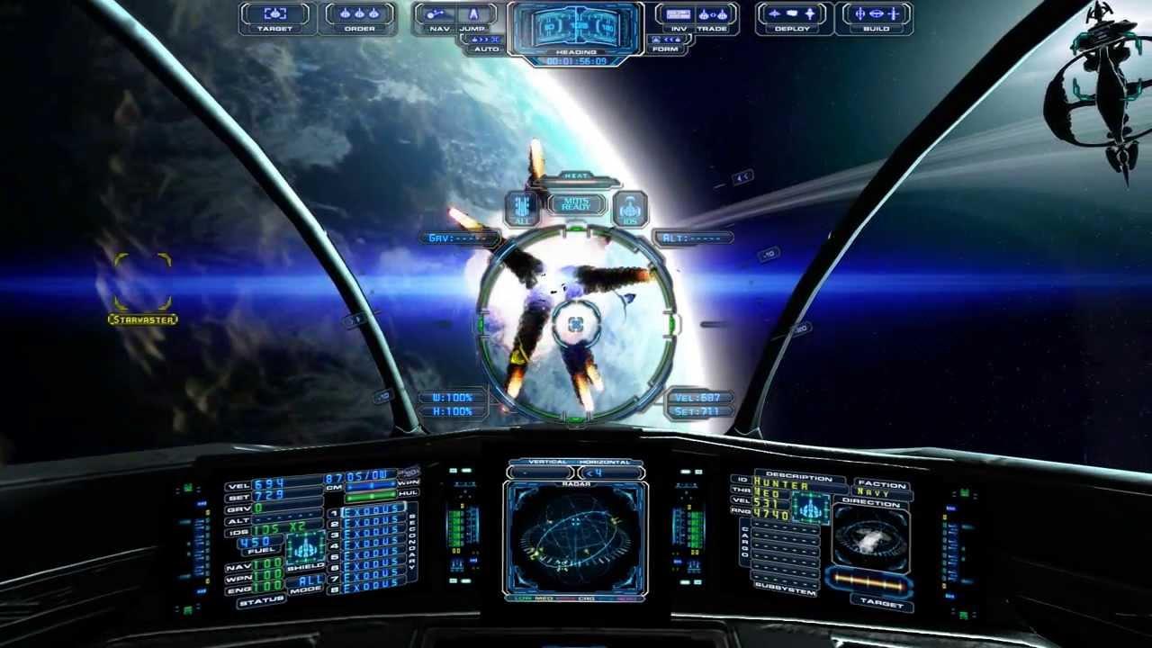 Evochron mercenary freeform 3d space combat and for 3d room simulator