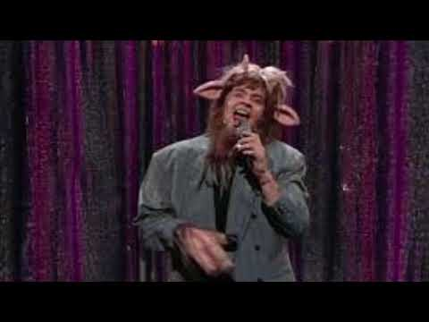Childhood Thoughts #87: Goat Boy From SNL