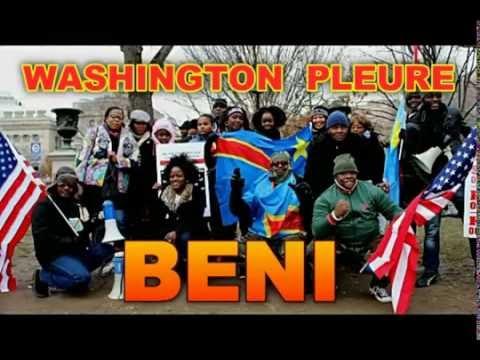 USA: LE MASSACRE DE BENI LES STATES-UNIS LANCE L'OPERATION ( LIBANGA YA CAILLOU)....