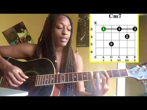 Kehlani-Honey Meek Guitar Tutorial