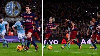 QUIEN SE ACUERDA?! PENALTY DE MESSI A LO CRUYFF (Barcelona vs Celta 6-1)