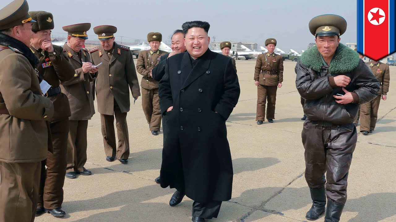 North Korea Military Power Us South Korea Begin Joint Drills North Korea Fires Missiles Into