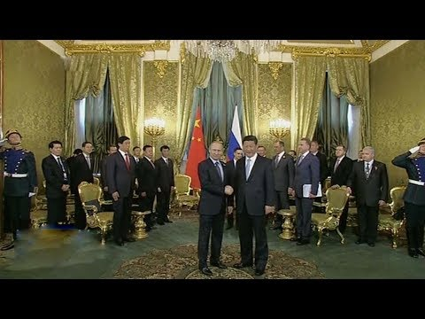 China-Russia relations: Intent and impact