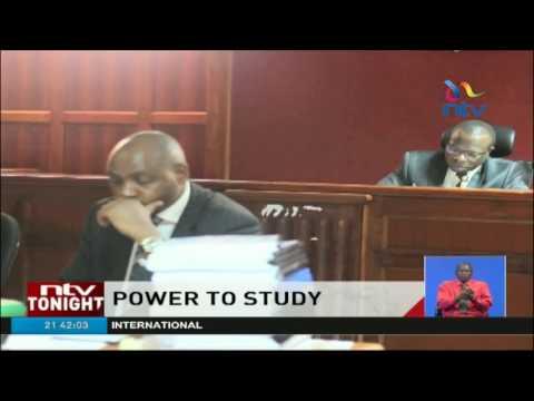 Court orders School of Law to consider Ugandan graduates