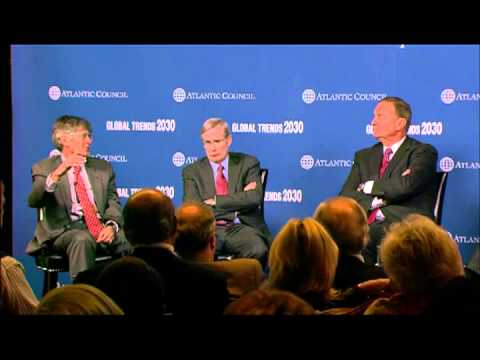 Global Trends 2030: Envisioning 2030: The Atlantic Council's U.S. Strategy for a Post-Western World