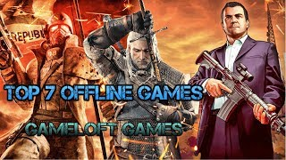 Top 7 offline games | PC+XBOX+PS | GaminG WitH RoY
