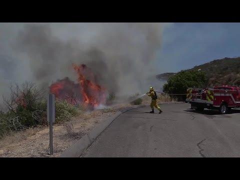 #BorderFire Raw Video #1