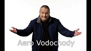 Mrázek Ústředna - Aero Vodochody [HD]