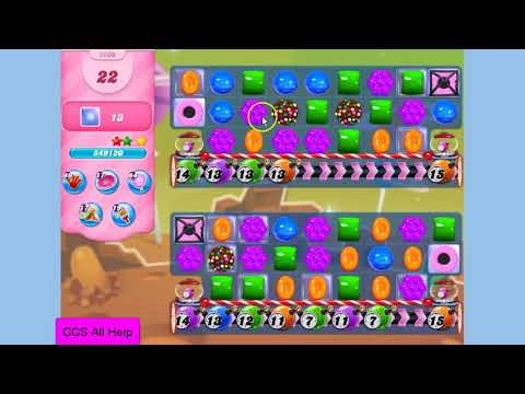 Candy Crush Saga Level 3500 NO BOOSTERS Cookie