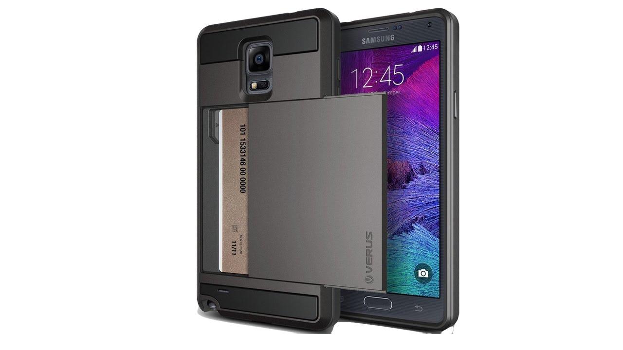 innovative design 54e3c b5e28 Verus Damda Case for the Samsung Galaxy Note 4
