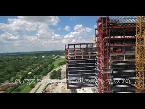 Phillips 66 new west Houston Campus - 4K HD
