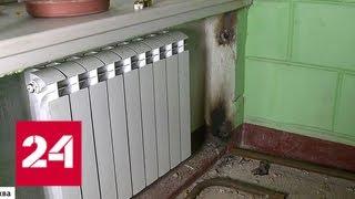 Когда появится отопление: главный вопрос москвичей - Россия 24