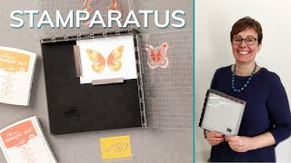 Stamparatus what you need to need to know before you take it out of the box!