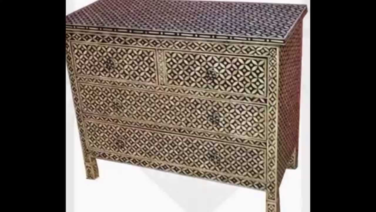 Bone Inlay Furniture And Gift Items India