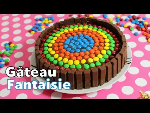 Gateau original et facile a faire