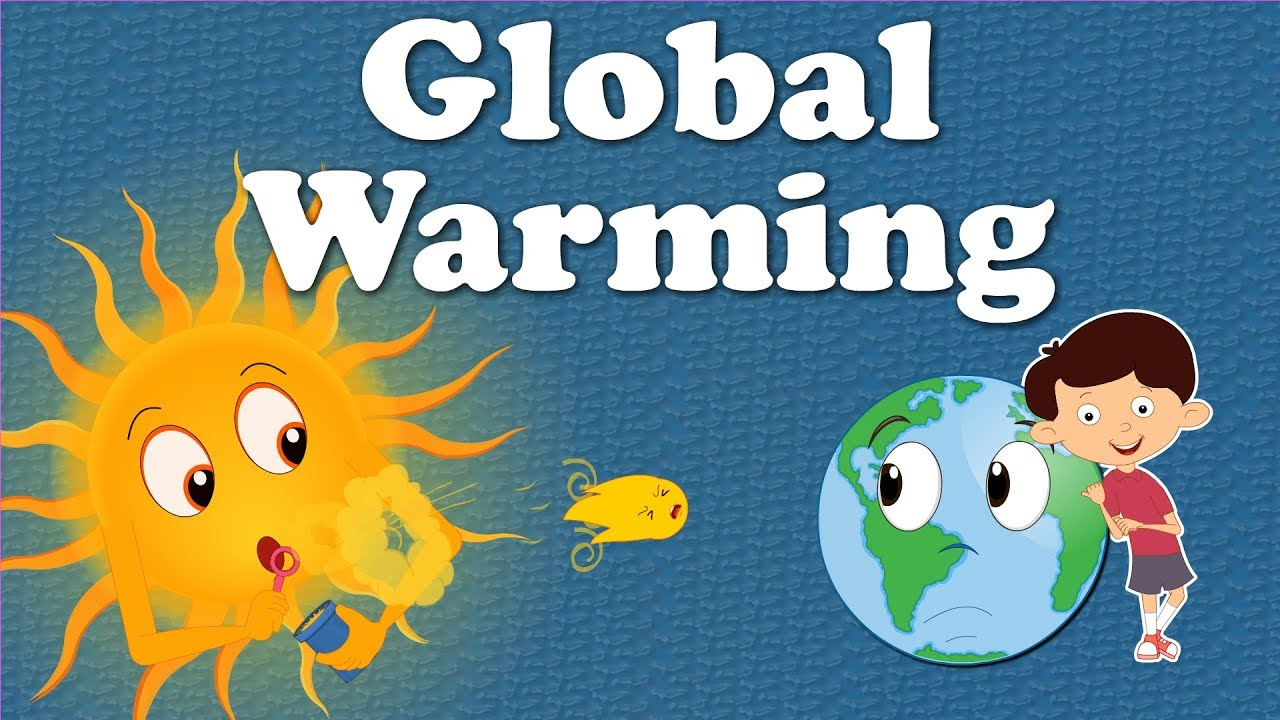 about global warming essay for kids