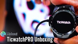 Ticwatch Pro Review Unboxing | Best Budget Smartwatch with Wear OS?