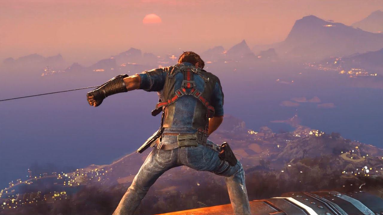 how to fly a plane in just cause 2 pc