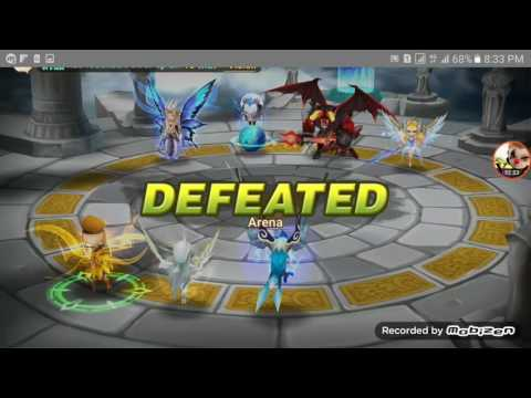 Summoners War Rush Hour Arena Top51 Asia