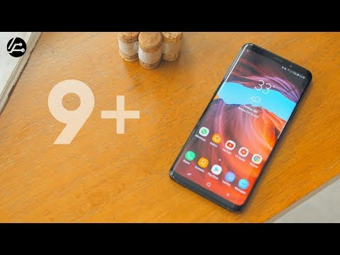 Samsung Galaxy S9+ : Unboxing and Full Review : Malaysia