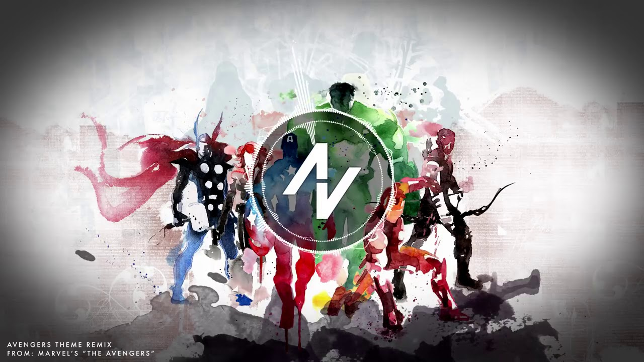 Avengers Theme Dubstep Remix