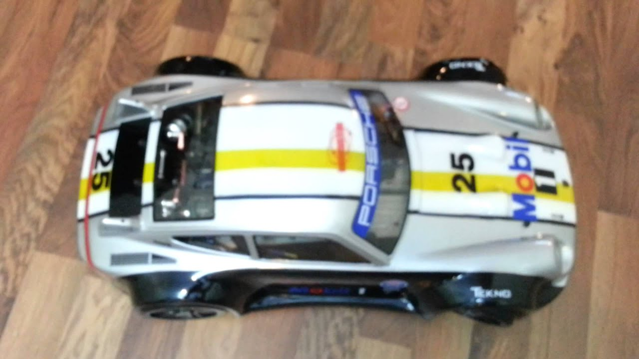 Rallygame Porsche 911 Tt Eb4 S2 Brushless Youtube