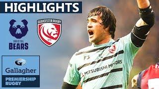 Bristol v Gloucester HIGHLIGHTS | Bears Produce Stunning Second Half! | Gallagher Premiership
