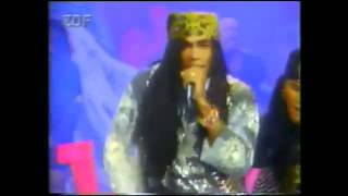 Milli Vanilli - fake vs real - keep on running