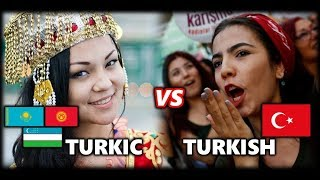 What's the Difference between Modern Turkish People and Turkic Central Asians? Mp3
