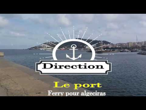 { VLOG } 🇪🇸 Algeciras-Ceuta 🇪🇸