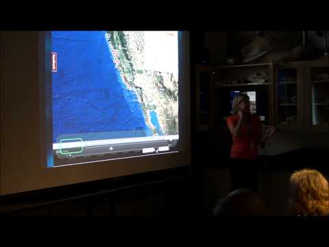"""Member's Only Night- Dr. Claire Simeone """"Mapping Marine Mammal Health"""""""